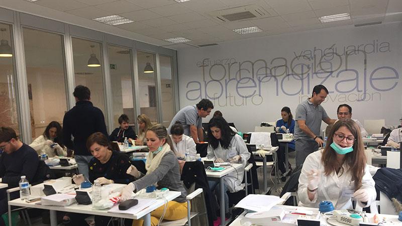 Curso modular en Madrid