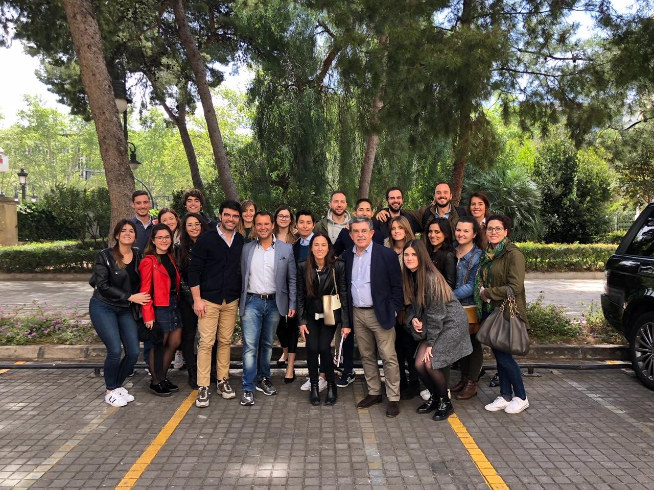 Curso Valencia en el Master de Odontología Restauradora y Estética